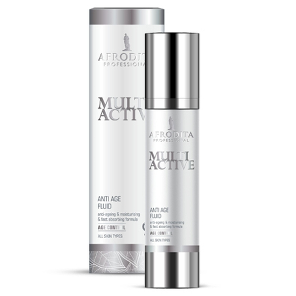 MULTI ACTIVE ANTI-AGE Multiactive fluid 100ml