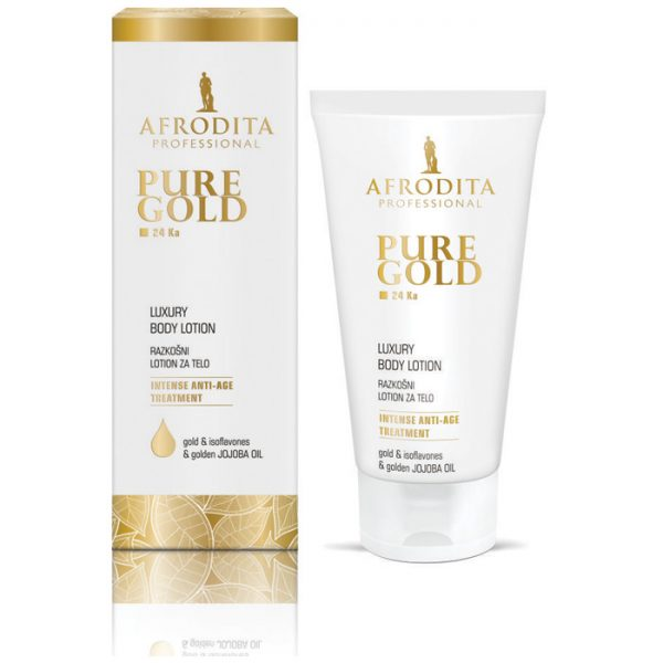 Pure Gold Body Lotion