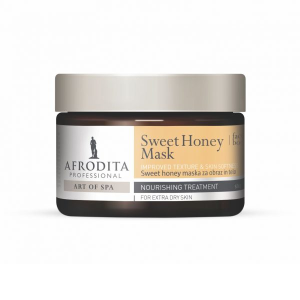 ART OF SPA Sweet Honey Mask for face & body